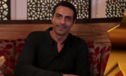 Arjun Rampal at Elbrook